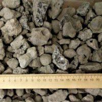 Щебень шлаковый, фракция 20-40 мм