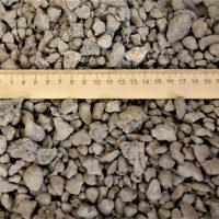 Щебень шлаковый, фракция 5-20 мм